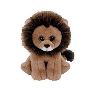 peluche con leones