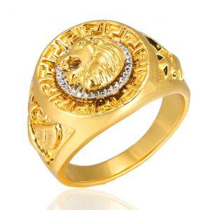 anillo leones