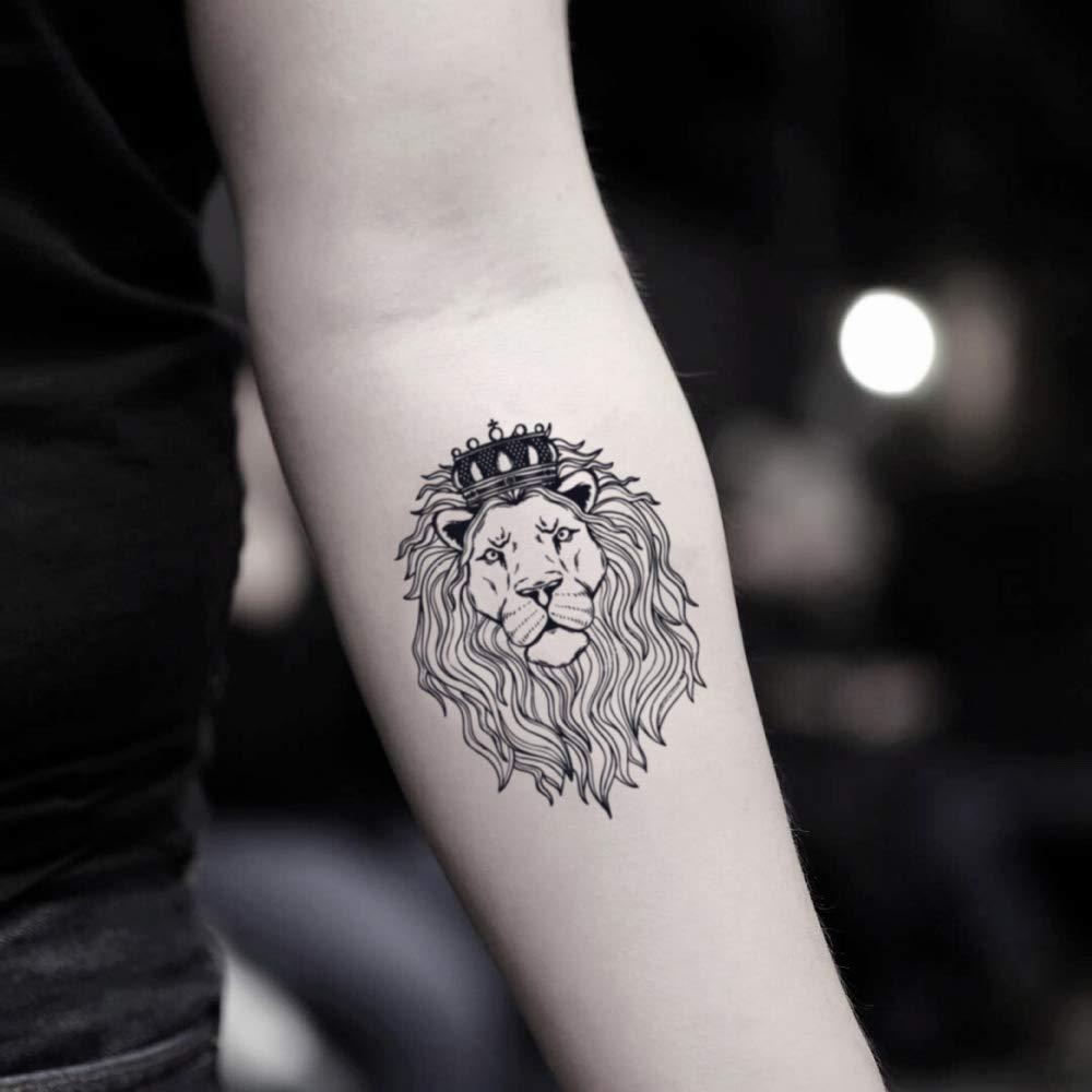 Los 5 Mejores Tatuajes Y Su Significado Con Leones