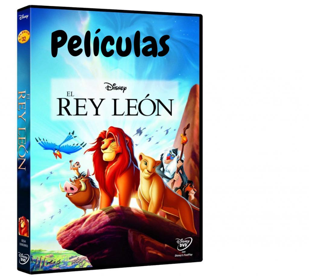 peliculas con leones