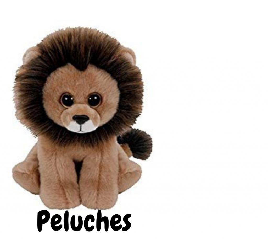 peluches leones